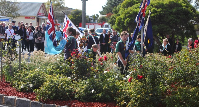 ANZAC Day at Fish Creek